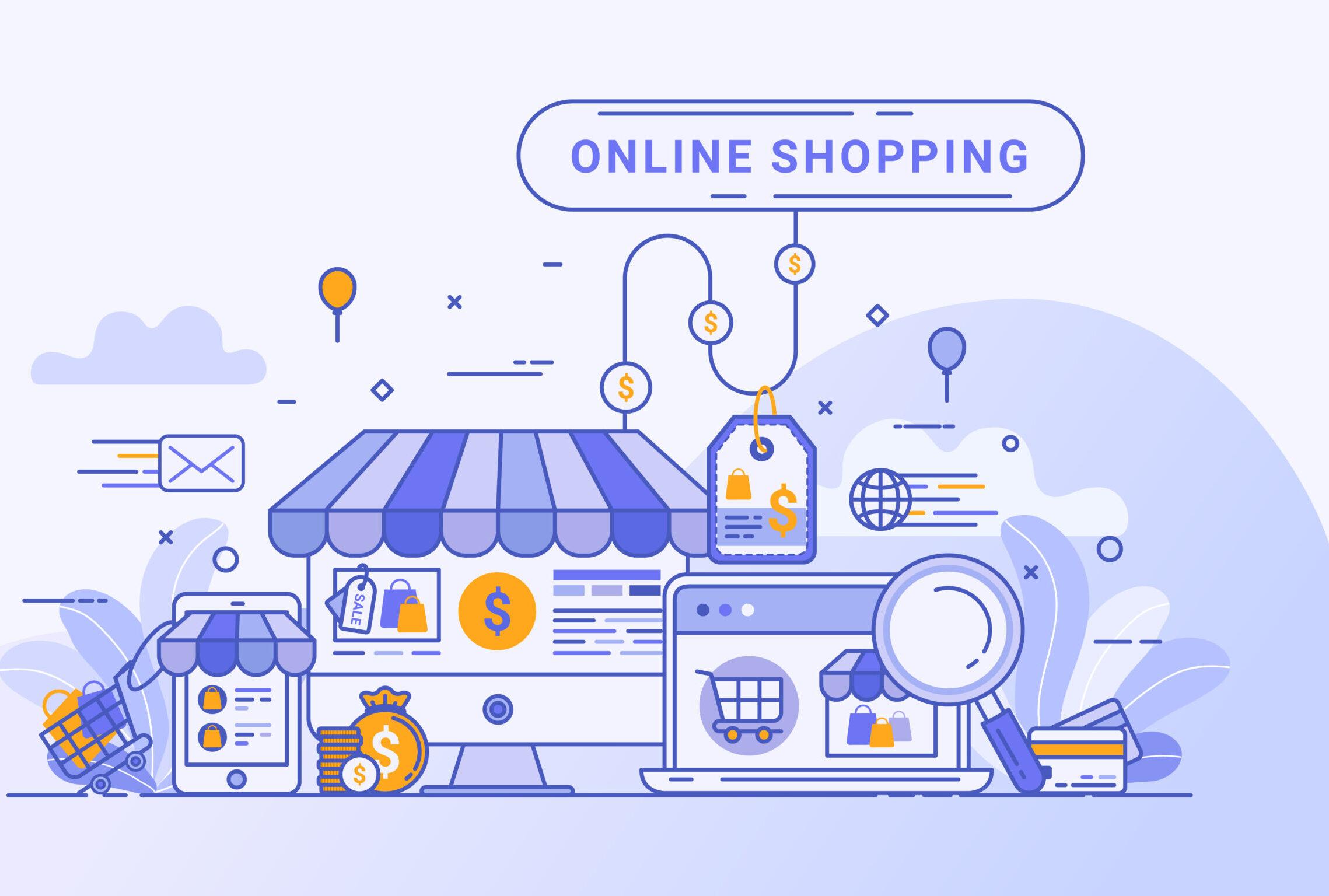 שיווק חנות אינטרנטית